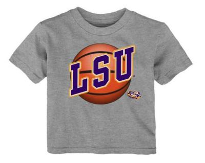 LSU Gen2 Toddler Fun Sized Basketball Tee