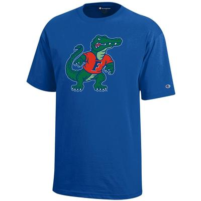 Florida Champion Youth Standing Gator Logo Tee