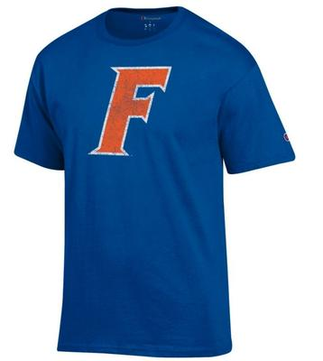 Florida Champion Distressed F Logo Tee