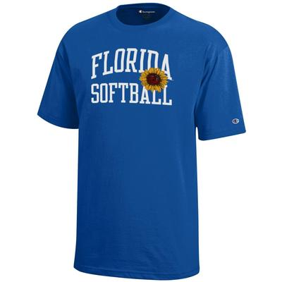 Florida Champion Youth Softball Tee