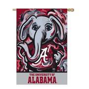 Alabama Suede House Flag