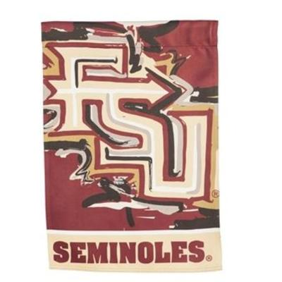 Florida State Suede House Flag
