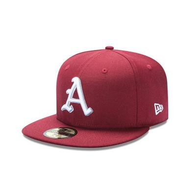 Arkansas New Era 59Fifty Fitted Baseball Hat
