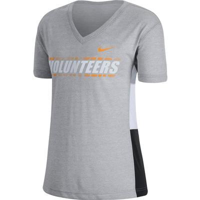 Tennessee Nike Women's Breathe Top