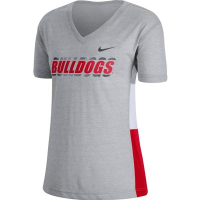 Georgia Nike Women's Breathe Top