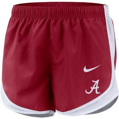 Alabama Nike Women's Tempo Shorts