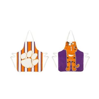 Clemson Gameday Double-sided Apron