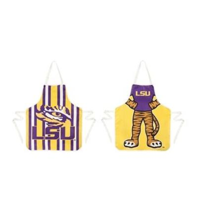 LSU Gameday Double-sided Apron