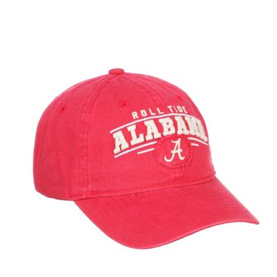 Alabama Zephyr Collegian Washed Cotton Hat