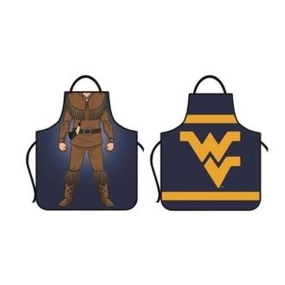 West Virginia Gameday Double-sided Apron