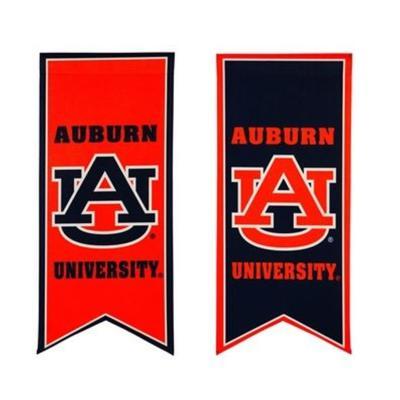 Auburn Garden Flag Banner