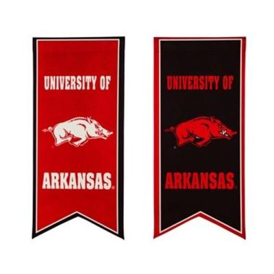 Arkansas Garden Flag Banner