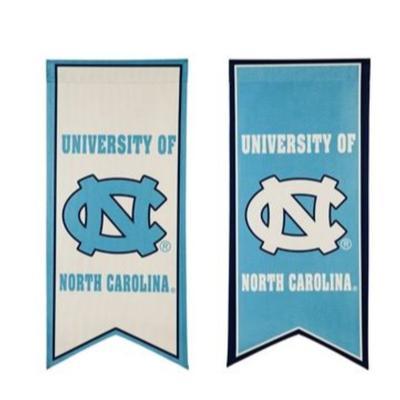 UNC Garden Flag Banner
