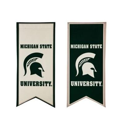 Michigan State Garden Flag Banner