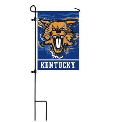 Kentucky Suede Garden Flag