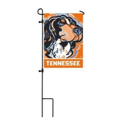 Tennessee Suede Garden Flag