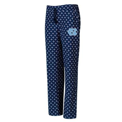 UNC College Concepts Cloud 7 Knit Pants