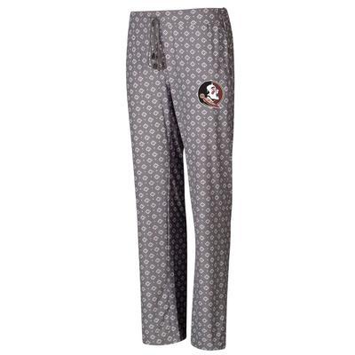 FSU College Concepts Cloud 7 Knit Pants