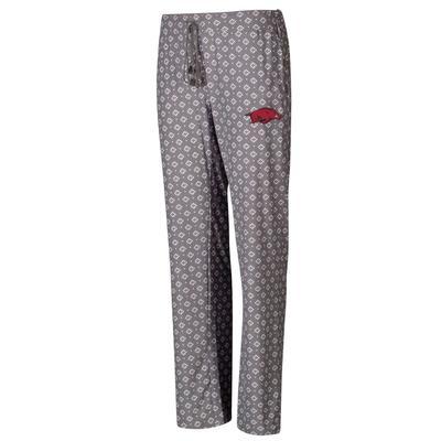 Arkansas College Concepts Cloud 7 Knit Pants