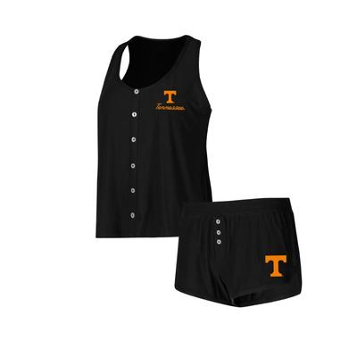 Tennessee College Concepts Cloud 7 Knit Sleep Set