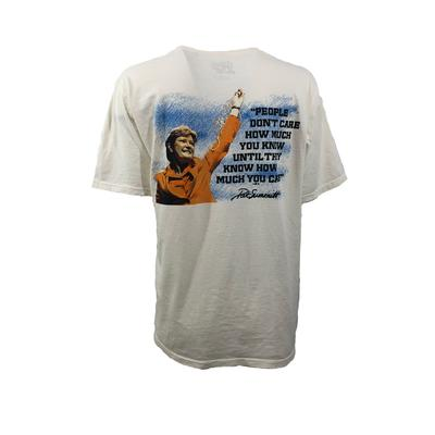 Tennessee Women's Pat Summitt How Much You Care Tee