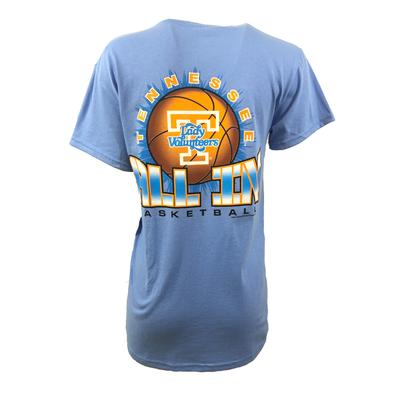 Tennessee Women's Lady Vols All In Tee