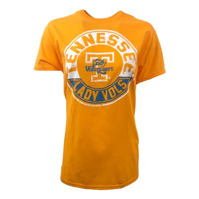 Tennessee Women's Lady Vols Logo Circle Tee