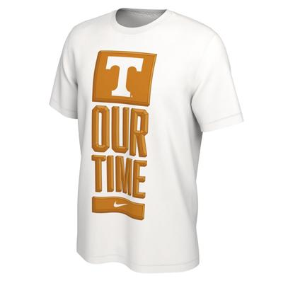 Tennessee Nike Our Time Bench Short Sleeve Tee