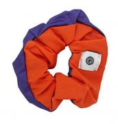 Pomchies Purple And Orange Hair Scrunchie