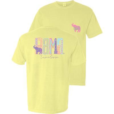 Happy Bama Comfort Colors Short Sleeve Tee