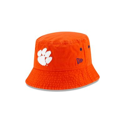 Clemson New Era Adventure Bucket Hat
