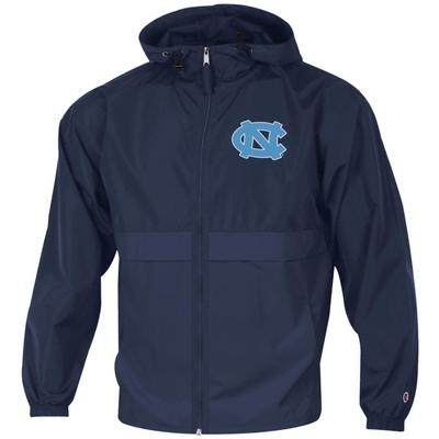 UNC Champion Full Zip Lightweight Jacket