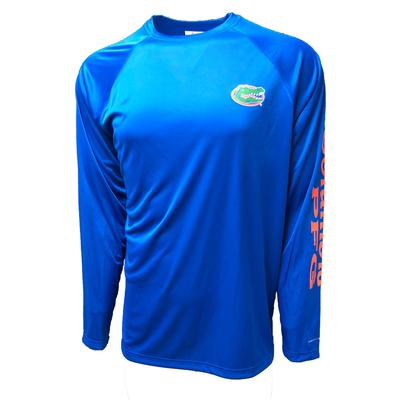 Florida Columbia PFG Terminal Tackle L/S Shirt