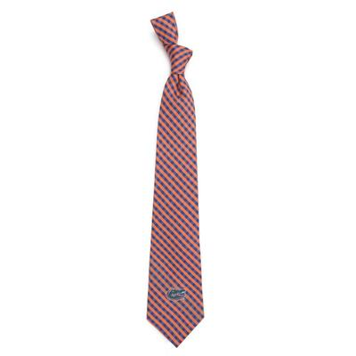 Florida Eagle Wings Gingham Tie