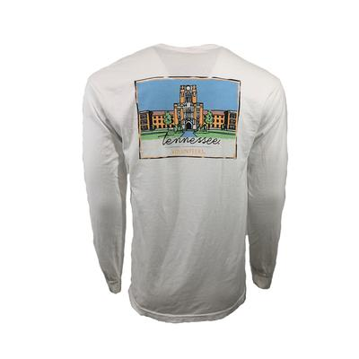 Tennessee Summit Women's Hand Drawn Campus Long Sleeve Tee