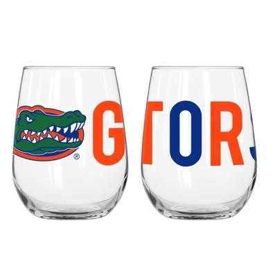 Florida 16oz Overtime Stemless Wine Glass