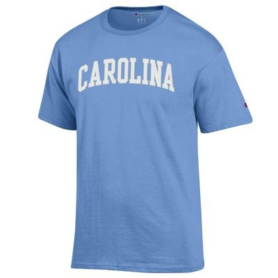 UNC Champion Women's Arch Lined Tee