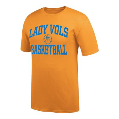Tennessee Women's Lady Vols Basketball Arch Short Sleeve Tee Shirt