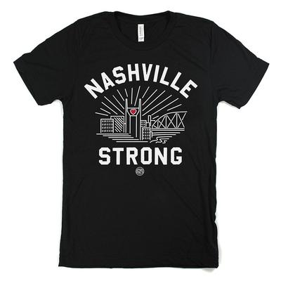 Nashville Strong Project 615 Youth Short Sleeve Tee