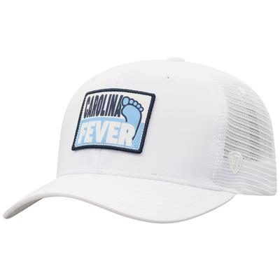UNC Men's Headline Sublimated Patch Trucker Hat