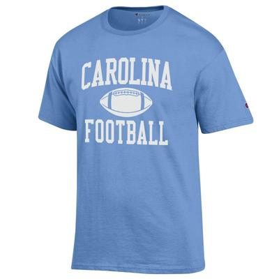 UNC Champion Men's Basic Football Tee