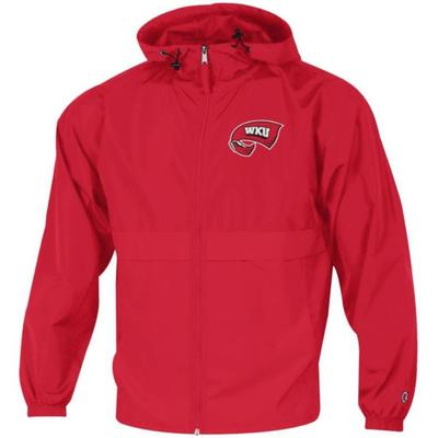 Western Kentucky Champion Full Zip Lightweight Jacket
