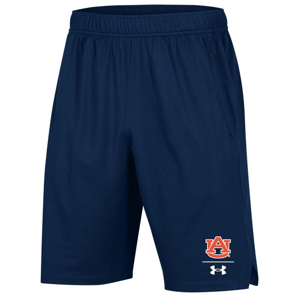 Auburn Under Armour Locker 9 ' Shorts