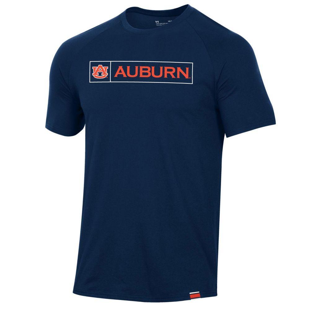 Auburn Under Armour Pinnacle Short Sleeve Tee