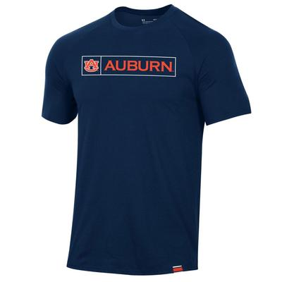 Auburn Under Armour Pinnacle Short Sleeve Tee