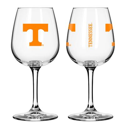 Tennessee 12oz Gameday Wine Glass