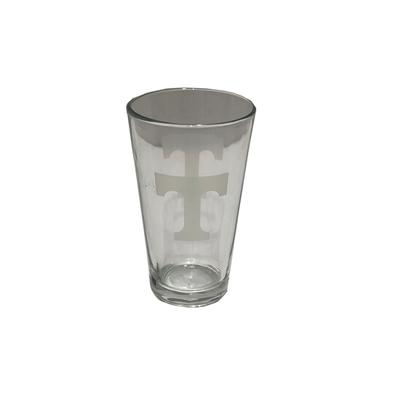 Tennessee 16oz Satin Etch Pint Glass