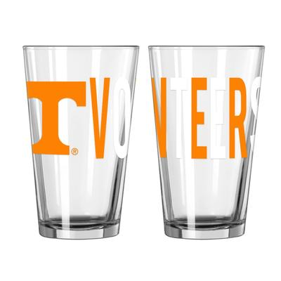 Tennessee 16oz Overtime Pint Glass
