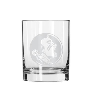 FSU 14oz Gameday Rocks Glass