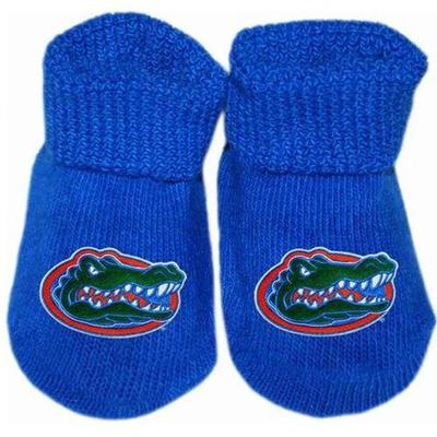Florida Infant Gift Box Booties